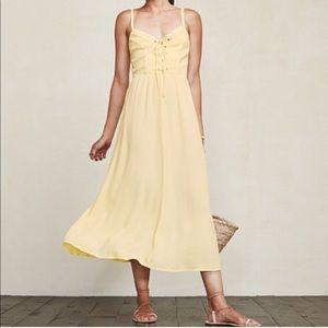 Reformation Corsica Dress